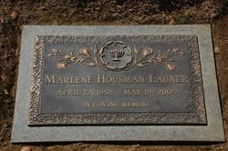 Marlene <i>Housman</i> Launer