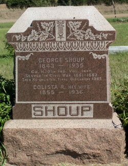 George Shoup