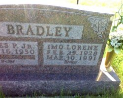Imo Lorene <i>Brooks</i> Bradley