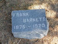 Francis E Frank Barnett