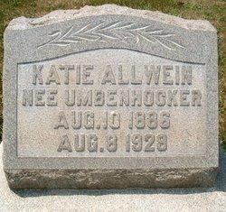 Katie <i>Umbenhocker</i> Allwein
