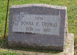 Donna R <i>Howard</i> Thomas