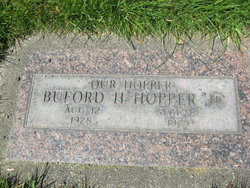 Buford H Hopper, Jr
