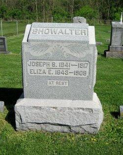 Eliza E <i>Beck</i> Showalter