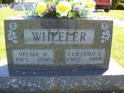 Clifford C Wheeler