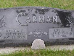 Wanda E. <i>Remmers</i> Carman
