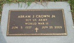 Abram Julian Crown, Jr