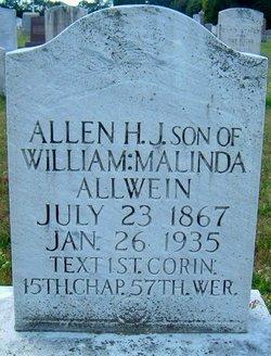 Allen H J Allwein