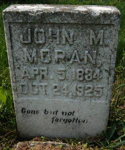 John Massie Moran