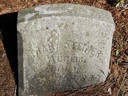 Mary <i>Steiner</i> Algeir