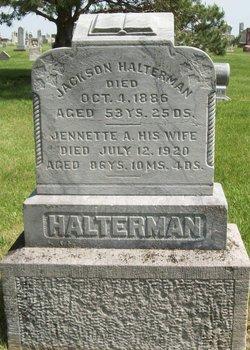 Pvt Jackson Halterman