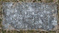 Margaret <i>Hobson</i> Albers