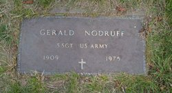 Gerald Nodruff
