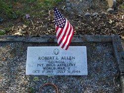 Robert Lee Allen