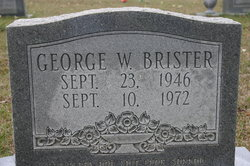 George Walter Brister