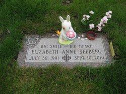 Elizabeth Lizzy Seeberg