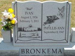 Ivan Bud Bronkema