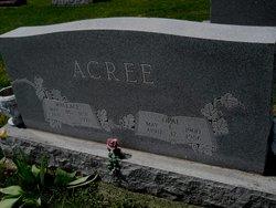 Wallace Acree