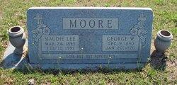 Maudie Lee <i>Winnett</i> Moore