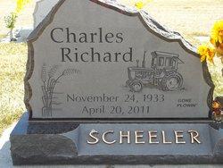 Charles Richard Charlie Scheeler