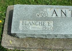 Blanche E Antle