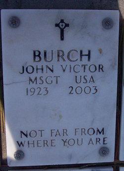 John Victor Burch