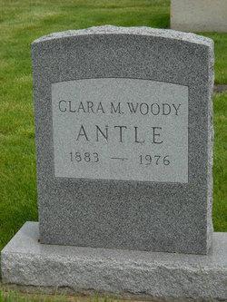 Clara Mae <i>Woody</i> Antle