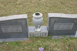 George Tillmon Buddy Brister