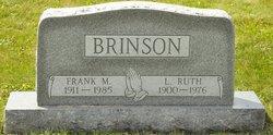 Frank Melvin Brinson