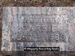 Caroline M Carrie <i>Harvey</i> Kelley