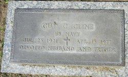 Guy Carlton Bud Cline