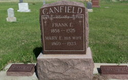 Mary Elizabeth <i>Reed</i> Canfield