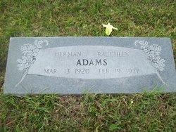 Herman Raughley Adams