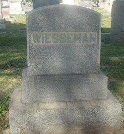 Caroline <i>Lang</i> Wiesseman
