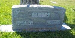 Mary J. <i>Brown</i> Ellis