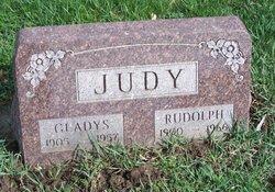 Gladys <i>Collison</i> Judy