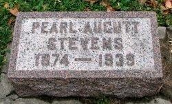 Pearl <i>Aucutt</i> Stevens