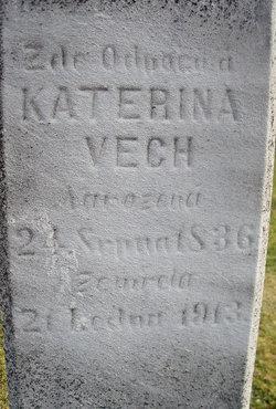 Katerina Kathrine <i>Sydlow</i> Vech