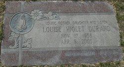 Louise Violet Durand