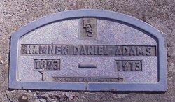 Hamner Daniel Adams