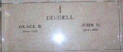 Grace Blossom <i>Bigler</i> Dingell