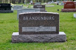 Lois <i>Hamrick</i> Brandenburg