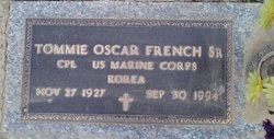 Tommie Oscar French, Sr
