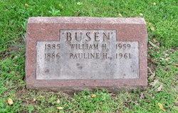 Pauline Henriette <i>Dehn</i> Busen