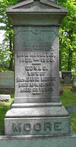 Edna Orpha <i>Alma</i> Moore