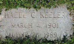 Hazel C. Keeler