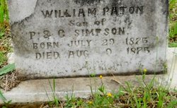 William Paton Simpson