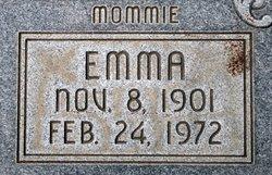 Emma Nora Emmer <i>Walker</i> Upchurch