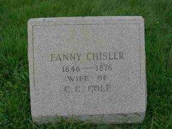 Fanny <i>Chisler</i> Cole
