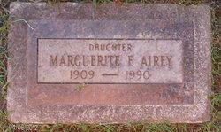 Marguerite E Airey